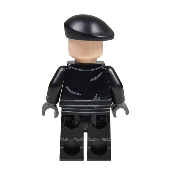 Panzer Commander | LEGO Minifigure | United Bricks